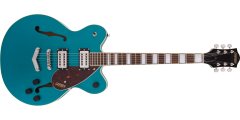 Gretsch G2622 Streamliner Ocean Turquoise with V-Stoptail Broad'Tron BT-2S