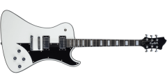 Hagstrom FANT-WHT Fantomen Electric Guitar Gloss White