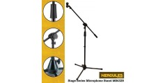 Hercules MS432B Stage Series Microphone Boom Stand