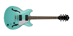 Ibanez AS63SFG Artore Vibrante 6 String Electric Guitar Sea Foam Green