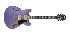 Ibanez AS73GMPF Electric Guitar Artcore Metallic Purple Flat