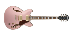 Ibanez AS73GRGF Electric Guitar Artcore Rose Gold Metallic