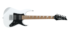 Ibanez GRGM21WH GIO RG miKro 6 String Electric Guitar White..