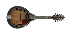 Ibanez M510EOVS A-Style Acoustic Electric Mandolin Open Pore Vintage Sunburst