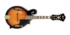 Ibanez M522SBS F-STYLE Mandolin Brown Sunburst..