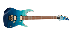 Ibanez RG420HPFMBRG 6 String Electric Guitar Blue Reef Gradation