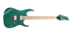 Ibanez RG421MSPTSP Electric Guitar Turquoise Sparkle..