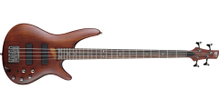 Ibanez SR500EBM Standard 4 String Electric Bass Natural Brown Mahogany