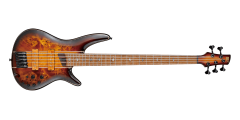 Ibanez Premium SR5PBLTDDEL 5-string Electric Bass Dragon Eye Burst Low Glos