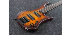 Ibanez EHB1505DEF EHB Ergonomic Headless 5-String Bass Guitar Dragon Eye Bu