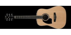 Ibanez PF15LNT Pf Series Acoustic Guitar Natural Gloss left Handed