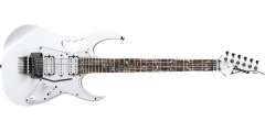 Ibanez JEMJRWH Steve Vai Signature 6 String Electric Guitar - White
