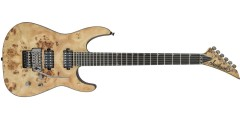 Open Box - Jackson Pro Series Soloist SL2P MAH Mahogany Body with Poplar Bu