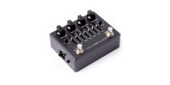 Darkglass Electronics Microtubes X Ultra Distortion Comp EQ Bass Pedal