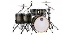Mapex AR628SBTK 6 Piece Armory Studioease Shell Pack Black Dawn