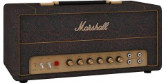 Marshall Ltd Edition 20 Watt Plexi head in Black and Red Snakeskin