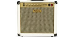 Marshall SC20CWH Limited 20 Watt All Valve Combo Guitar Amplifier White Ele