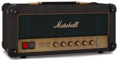 Marshall Ltd Edition 20 Watt 2203 head in Black & Red Snakeskin