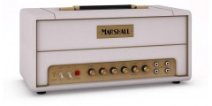 Marshall Ltd Edition 20 Watt Plexi head in White Elephant Grain