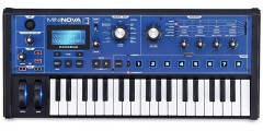 Novation MiniNova 37-Key Compact Synthesizer with Vocoder