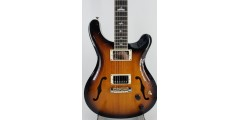Paul Reed Smith PRS SE Hollow Body Standard Electric Guitar McCarty Tobacco Sunburst with Gigba