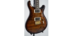 Paul Reed Smith PRS Custom 22 Black Gold Wrap Around 10 Top Ser # 0299733