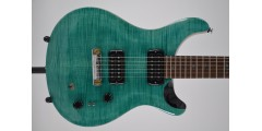 Paul Reed Smith PRS SE Pauls Guitar Electric Guitar Aqua  with Gigbag Ser#