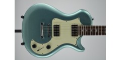 Paul Reed Smith PRS SE Starla Electric Guitar Frost Green Metallic/Mint Gua