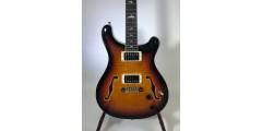 Paul Reed Smith PRS SE Hollowbody II Electric Guitar Tri Color Burst..