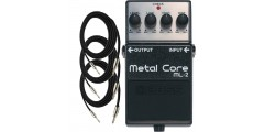 Boss ML2 Metal Core Guitar Distortion Pedal with T..