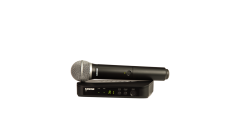 Shure BLX24 Wireless Microphone System with PG58 Handheld Transmitter
