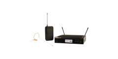 Shure BLX14 Wireless Microphone System with MX153 Headset and Body Pack Tra