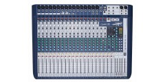 Soundcraft Signature 22 Mixing Console Built In Lexicon Effects