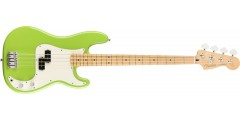 Fender Player FSR Precision Bass Maple Fingerboard  Electron Green