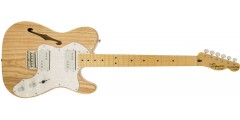 Open Box-Fender Squier Vintage Modified 72 Telecaster Thinline Natural