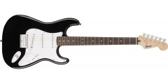 Fender Squier Bullet Electric Guitar Black with Hardtail Bridge