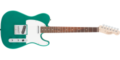 Fender Squier Affinity Series Telecaster Laurel Fingerboard Race Green