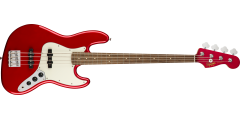 Fender Squier Contemporary Jazz Bass Laurel Fretboard Red Metallic