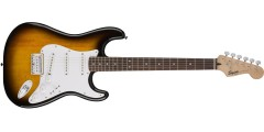 Fender Squier Bullet Stratocaster SSS Hard Tail Laurel Fingerboard Sunburst