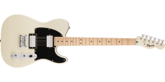Squier by Fender Contemporary Telecaster HH Maple Fingerboard Pearl White
