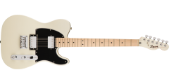 Squier by Fender Contemporary Telecaster HH Maple Fingerboard Pearl Wh..