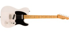 Fender Classic Vibe 50s Telecaster Maple Fingerboard White Blonde