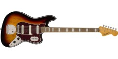 Fender Squier Classic Vibe Bass VI Laurel Fingerboard 3 Color Sunburst