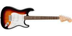 Squier by Fender Affinity Stratocaster Electric Guitar 3-Tone Sunburst