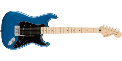 Squier by Fender Affinity Stratocaster Electric Guitar Lake Placid Blue
