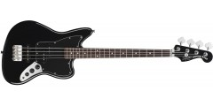 Fender Squier Vintage Modified series Short Scale Jaguar Bass Black
