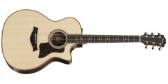 Used - Taylor 714CE Grand Auditorium Acoustic Electric Cutaway Guitar with