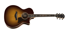 Taylor 814CESB Grand Auditorium Acoustic Electric ..