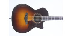 2015 Taylor 714CE-SB Grand Auditorium Acoustic Electric Cutaway Guitar with