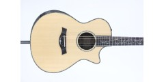 Taylor PS12ce Presentation Grand Concert Acoustic Electric Sitka Spruce SN#
